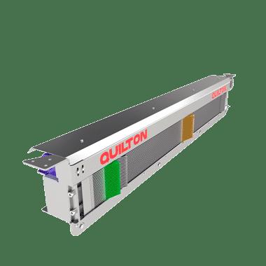tamiz de aliviadero de barras horizontales